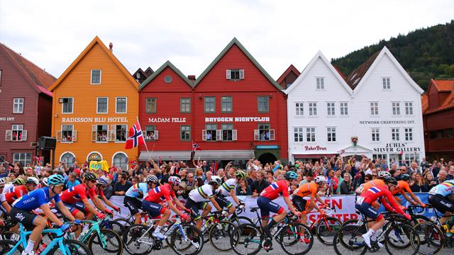 Watch the UCI Road World Championships LIVE on Eurosport Player