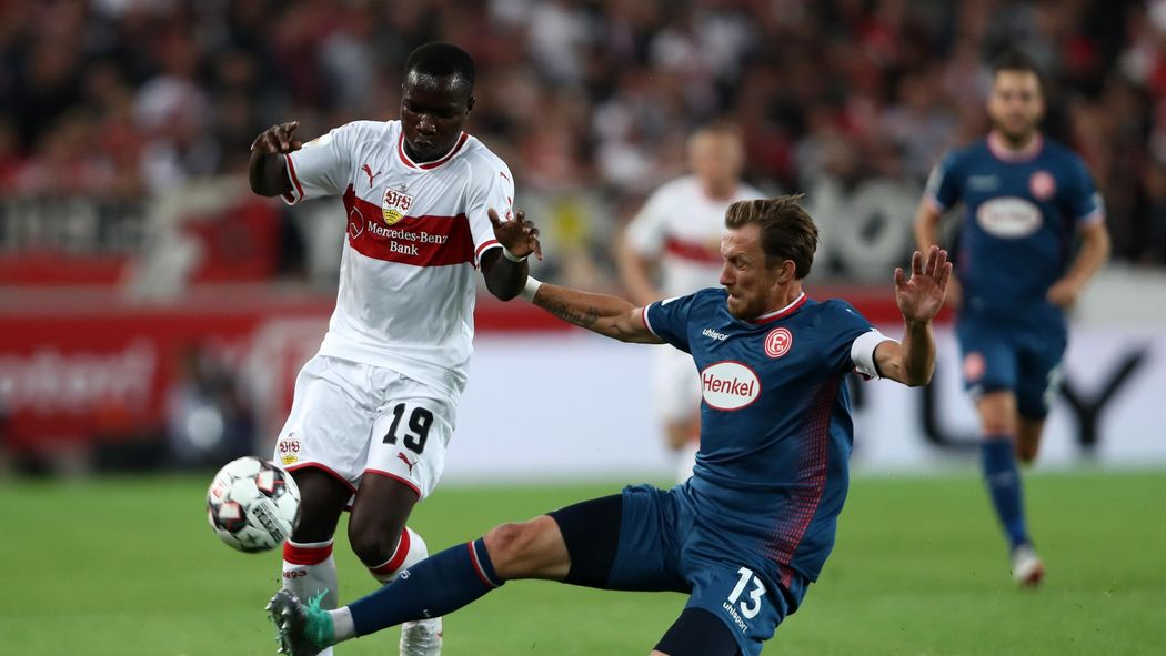 Bundesliga Vfb Stuttgart Fortuna Düsseldorf Jetzt Live Im Tv Und
