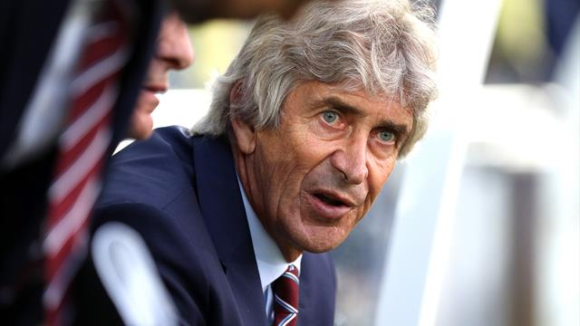 Chelsea scalp will motivate West Ham players claims boss Pellegrini