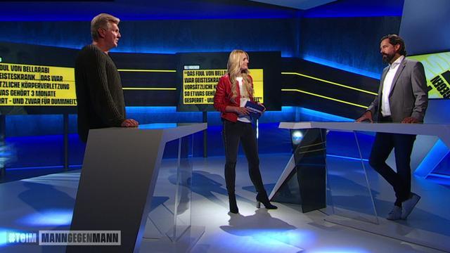 Mann gegen Mann - die komplette Sendung: Effenberg und Althoff über Götze und Bayern-Wut
