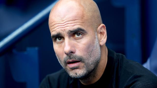 Guardiola : «Les joueurs n'ont pas à s'excuser»