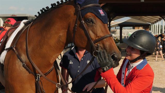 Au cœur des Jeux équestres mondiaux, épisode 7 : Grande première américaine au saut d'ostacles