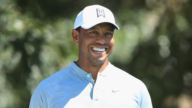 Une première victoire pour Tiger Woods...en plus de cinq ans!