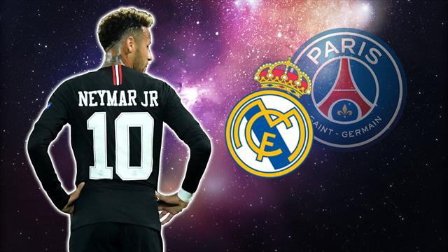 Euro Papers: Neymar to force PSG exit after 'secret Madrid meeting'
