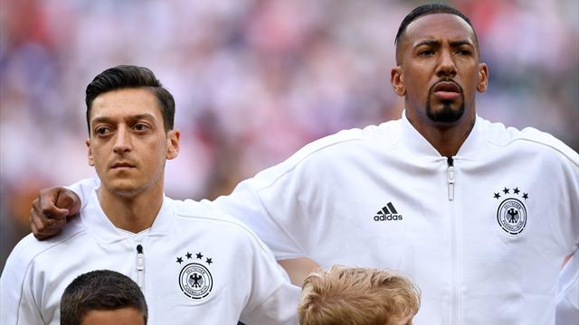 Özil bricht Schweigen und dankt Boateng