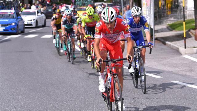 Ciclismo: Ballerini vince il Trofeo Matteotti a Pescara