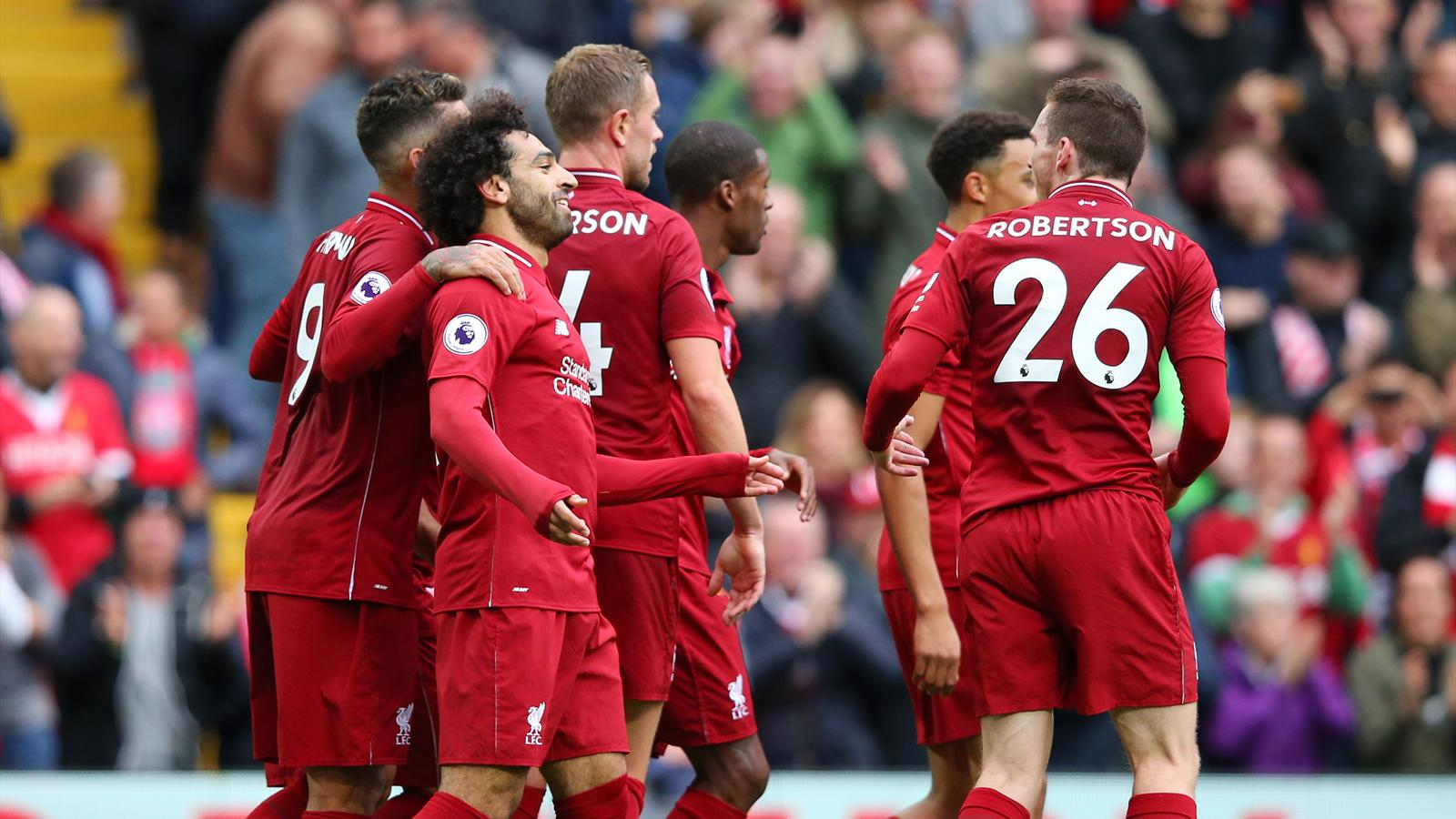 Liverpool Remain Perfect With Southampton