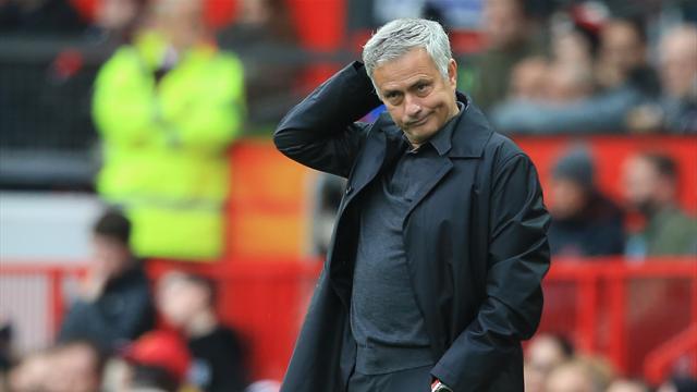 """Mourinho : """"Je n'ai pas aimé l'attitude de mon équipe"""""""