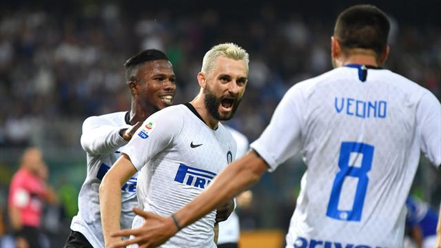 L'Inter s'offre un nouveau finish de folie, la SPAL rate l'occasion