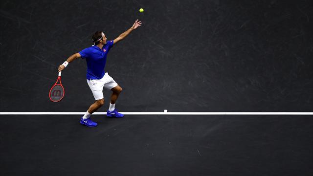Laver Cup : Thiem, Zverev et Fognini accompagneront Federer et Nadal