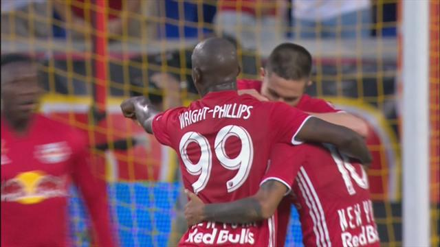 MLS: New York Red Bulls-Toronto FC 2-0, gli highlights