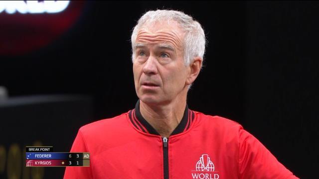 """McEnroe: """"A fiataloknak azért nehéz most, mert a jelenlegi top 3 ott van minden idők top 5-jében"""""""