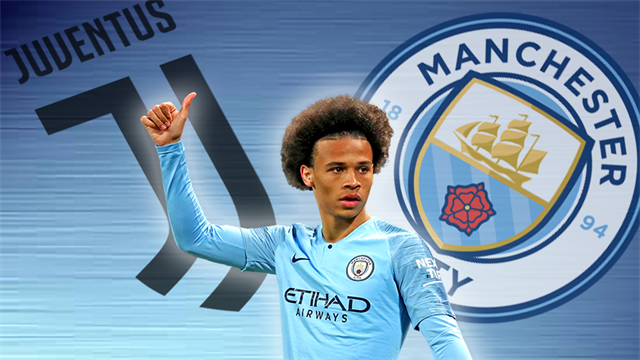 Euro Papers: Juventus want Leroy Sane, City to demand over €150m