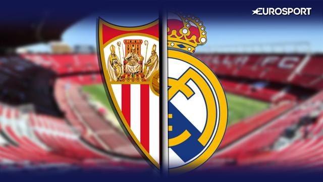 LaLiga: La previa en 60 segundos del Sevilla-Real Madrid (22:00)