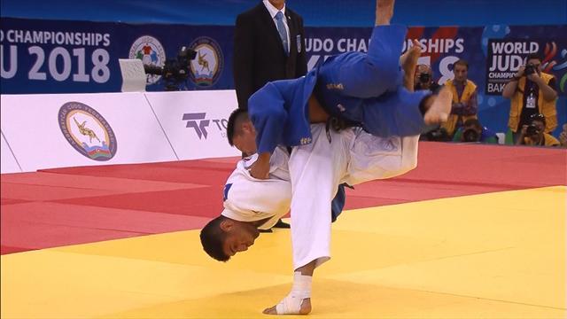 Mundiales de Judo:16 segundos que dieron a Mollaei la medalla de oro