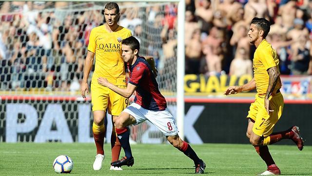 L'AS Rome s'enfonce, Naples reste dans le sillage de la Juve