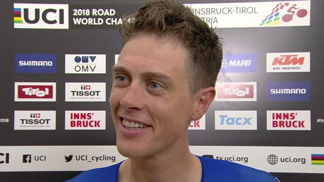 'It was a bit scary' – Terpstra on flying down descent