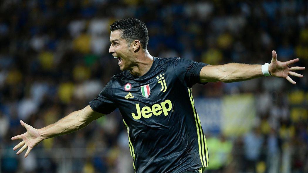 Football News Cristiano Ronaldo On Target As Juventus Maintain