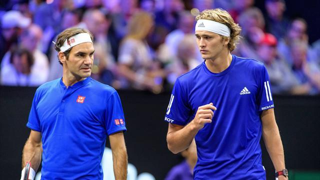 Federer - Zverev et Djokovic - Anderson : petit goût de retrouvailles dans le dernier carré
