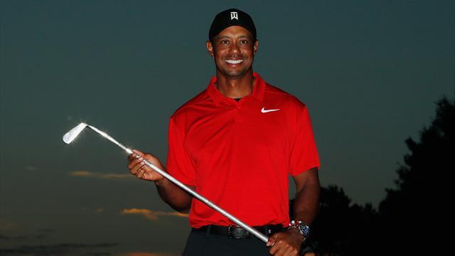 Tiger Woods: Sport's greatest comeback king