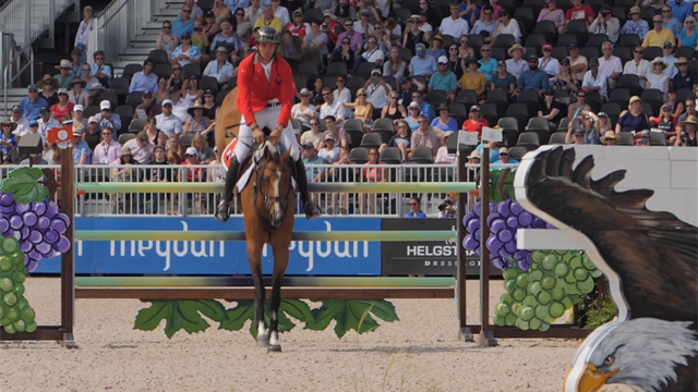 Inside the WEG: Simone Blum wins the world individual jumping title
