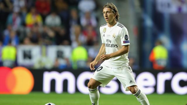 """Modric: """"Cristiano Ronaldo è al di sopra di tutti, non mi aspettavo che lasciasse il Real Madrid"""""""