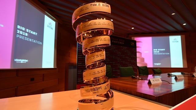 Giro d'Italia, ufficiale la partenza da Bologna: tre tappe in Emilia