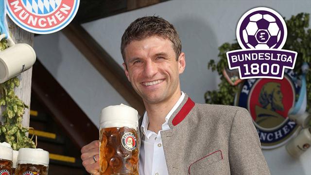 Bundesliga 1800 #20: Wiesn-Zeit - Darum ist der FC Bayern schlagbar