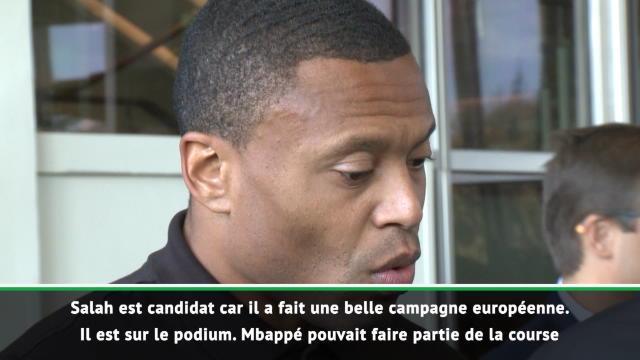 Ballon d'Or - Julio Baptista balaie les candidatures de Griezmann et Mbappé