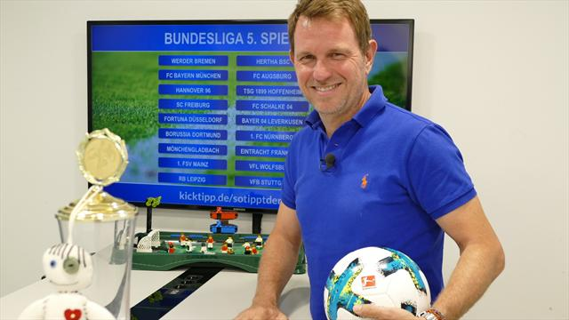 #SotipptderBoss: Dortmund wieder auf Erfolgskurs
