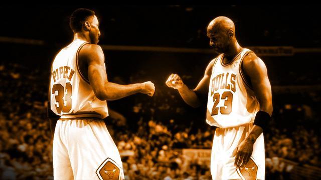 Scottie Pippen, à la droite de Dieu
