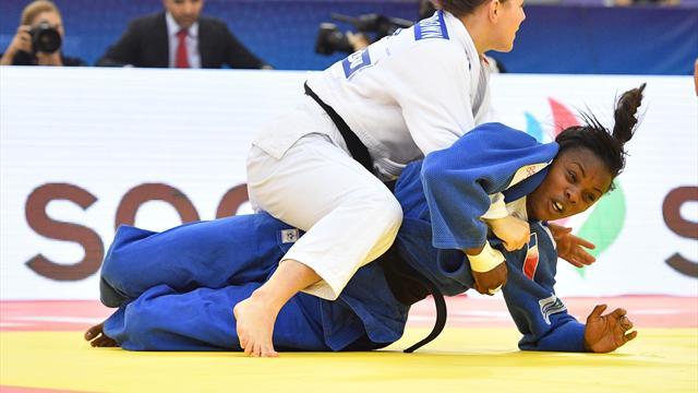 Les Bleus se prennent les pieds dans le tatami