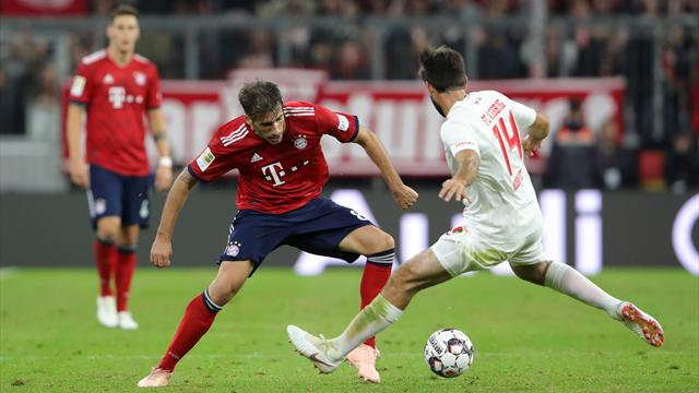 Le Bayern rate le grand huit