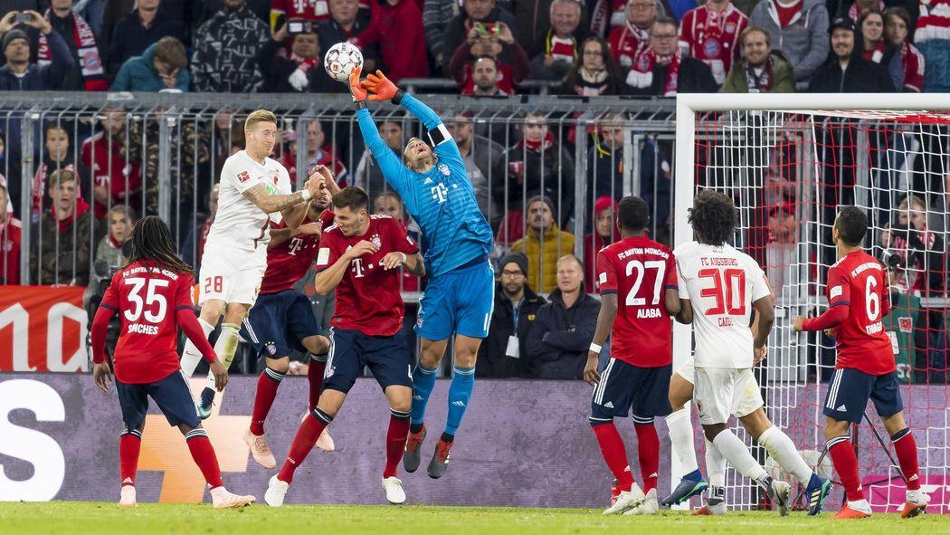 Bundesliga Spieltage 22 Bis 28 Terminiert Diese Spiele Laufen Live