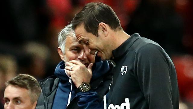 United et Mourinho sortis par le Derby de Lampard