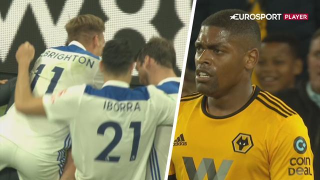 Highlights: Leicester sendte Wolves ud af Carabao Cup på straffesparkskonkurrence!