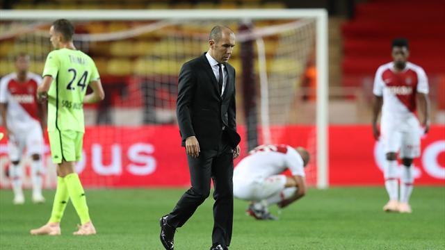 «Longtemps que je n'avais pas vu ça en Ligue 1» : Jardim n'en croit pas ses yeux