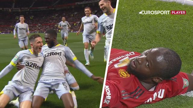 Highlights: United ude af Carabao på frisparksperle og straffesparksgyser!