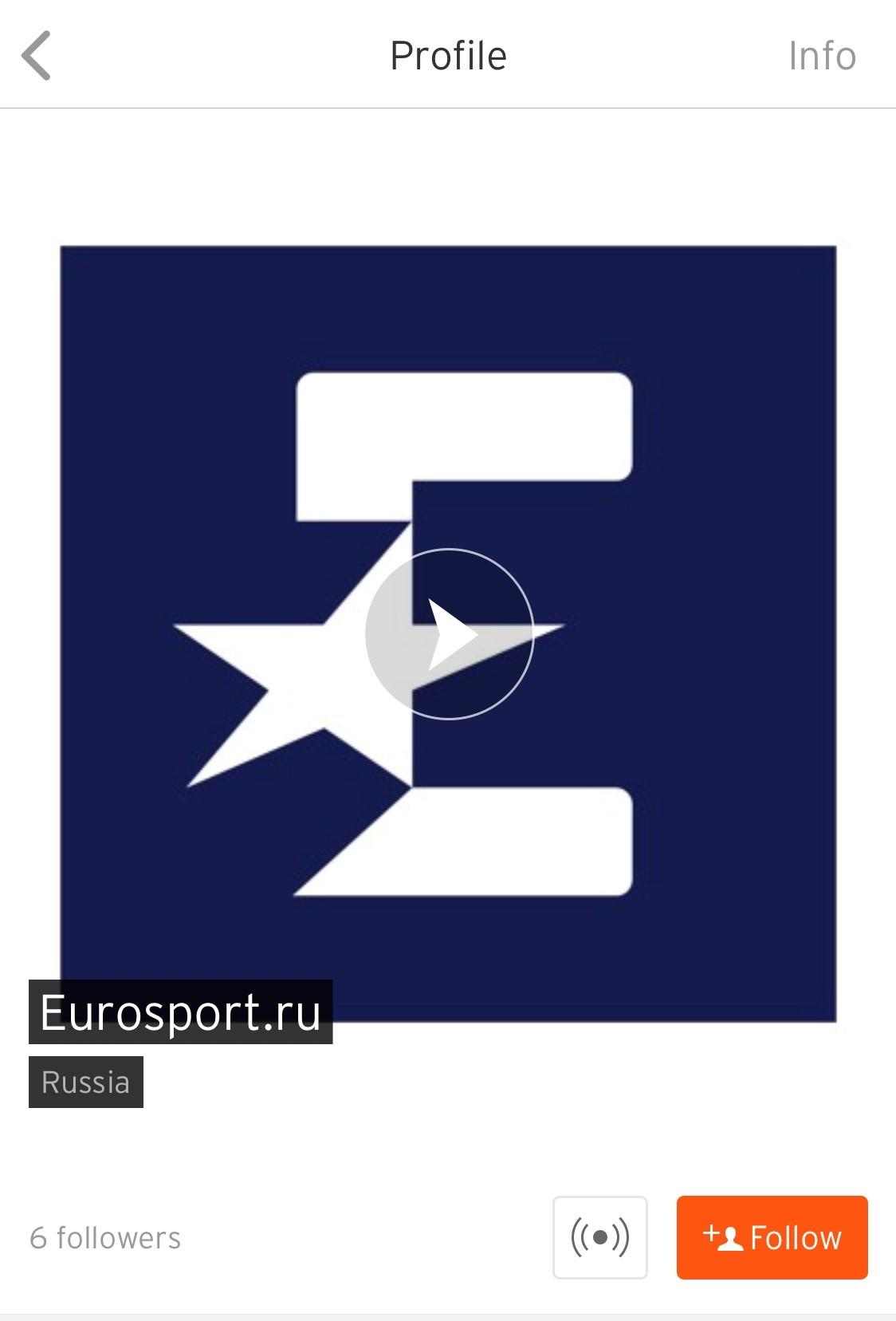 Eurosport в Soundcloud