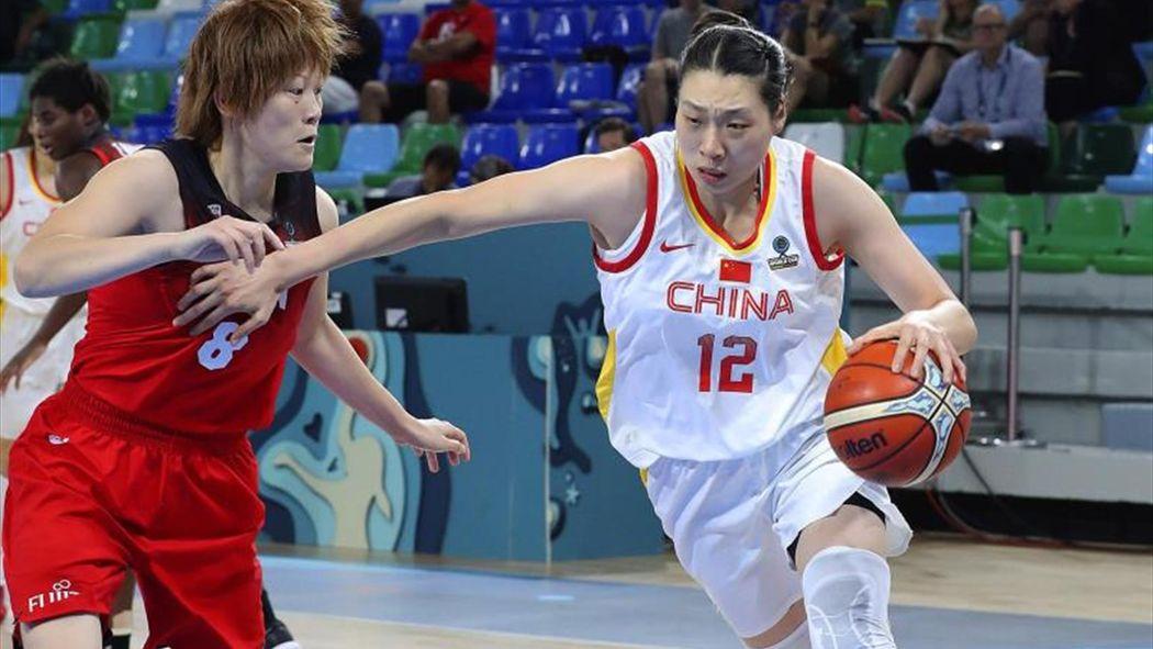 87-81: China ganó a Japón y se enfrentará en cuartos de final a ...