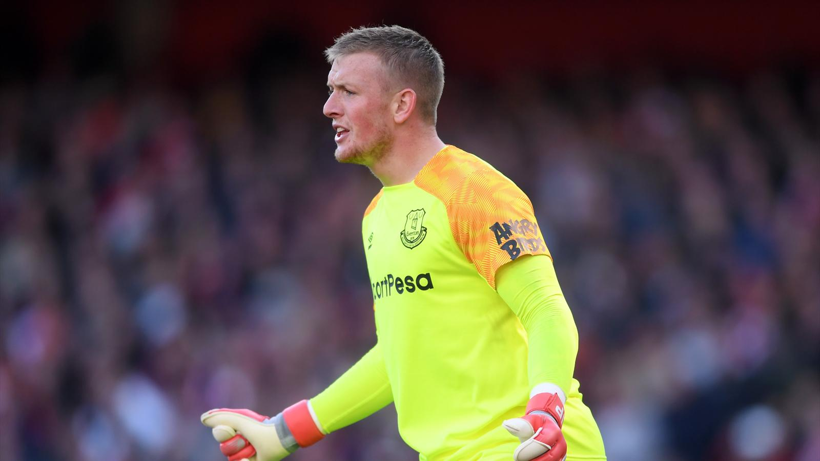 Football News - Paper round: Manchester United plans to replace David de Gea with Jordan Pickford - Premier League 2018-2019 - Football