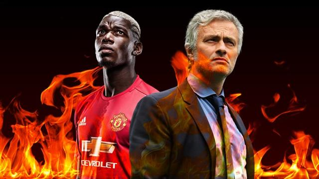 Special One sulla graticola: altro litigio con Pogba e i tifosi invocano 'Mourinho out'