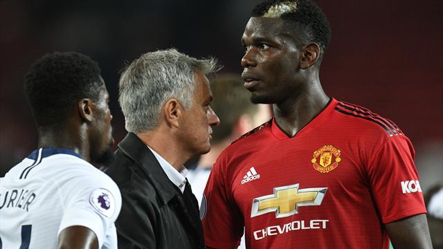 Premier League, il Manchester United ha scelto tra Mourinho e Pogba