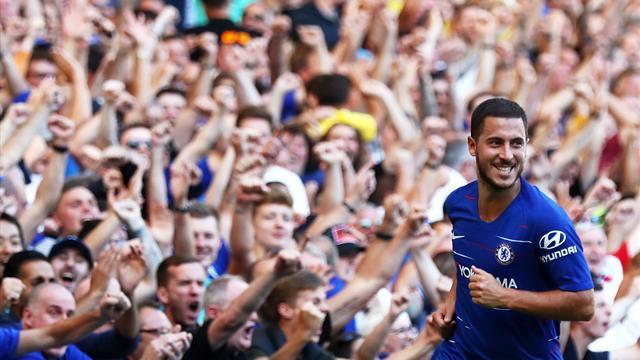 Hazard show ad Anfield, il Chelsea di Sarri ribalta il Liverpool e lo elimina dalla League Cup