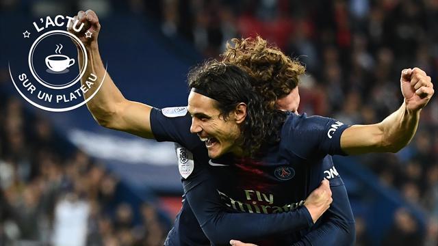 Ligue 1, claques, Bleues : l'actu sur un plateau