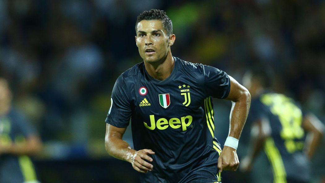 Nach Roter Karte So Lange Wird Cristiano Ronaldo Gesperrt
