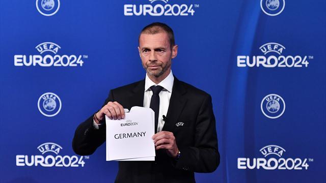 Германия примет чемпионат Европы-2024