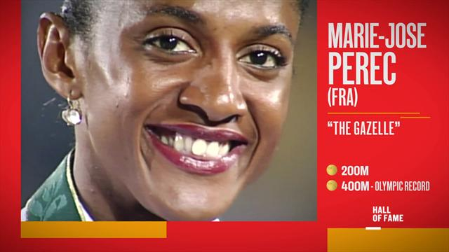 Hall of Fame: Marie-Jose Perec's famous double