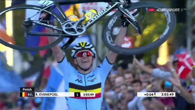 Remco Evenepoel vrea o medalie la Campionatele Mondiale de ciclism, în proba de contratimp