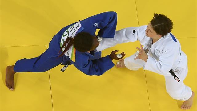 Championnat du monde de Judo 2018 par équipes : la France repart de Bakou avec 5 médailles